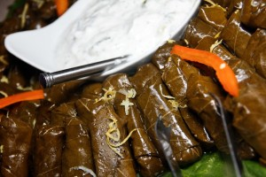 catering HP grape leaves