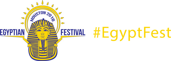 Houston Egyptian Festival - 2016 Logo