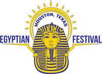 Houston Egyptian Festival Logo